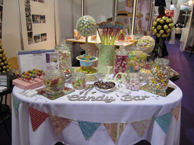 Admirable Heavenly Temptations Sweet Table Candy Table Heavenly Complete Home Design Collection Barbaintelli Responsecom